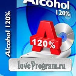 Скачать Alcohol 120% v1.9.7 (Build 6221) .