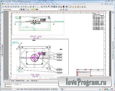 Autodesk autocad программа для черчения