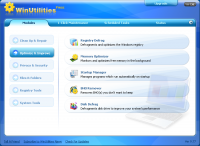 WinUtilities v9.9 Free