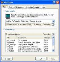Скачать программу для настройки видеокарт NVIDIA и ATI