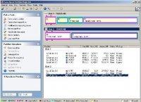 PowerQ uest PartitionMagic v8.0.1242 - программа для разбиения жесткого диска на основные и дополнительные разделы