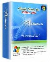 Classic Menu for Office 2007 3.91 - программа для тех, кого раздражает новый интерфейс Microsoft Office 2007