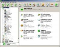 Утилита для диагностики, анализа и эталонного тестирования аппаратных средств компьютера, включая CPU, жесткие диски и CD/DVD-ROM