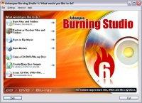 Программа для записи CD-RW, DVD-RW, DVD+RW и Blu-ray дисков