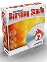Ashampoo Burning Studio 7.21 - Позволяет создавать проекты и записывать CD/DVD (в том числе MP3-CD, VCD, S-VCD и Blu-ray)