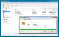 PeaZip 3.6 Linux GTK+ (deb пакет, 32/64 bit)