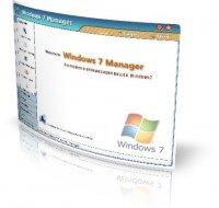 Windows 7 Manager 1.1.3 Final - Утилита, которая поможет вам оптимизировать, настроить и очистить Windows 7