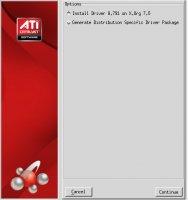 ATI Catalyst 10.11 для Linux