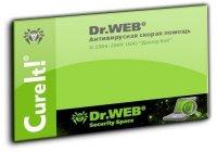 Dr.Web CureIt от 21.02.11