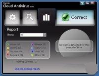 Panda Cloud Antivirus 1.1.2 Free