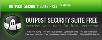 Outpost Security Suite Free 7.0 (64-bit)