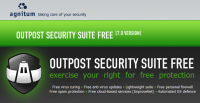 Outpost Security Suite Free 7.1 (64-bit)