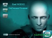 Скачать антивирус-сканер - Eset NOD32 On-Demand Scanner v.4842