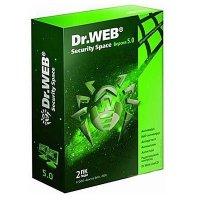Скачать антивирус - Dr.Web Security Space 5.00.1.02012