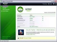 Скачать FireWall - Outpost Firewall 2010 Free (v6.5.2724.10014)