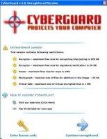 Программа для защиты информации - CyberGuard 1.0 скачать
