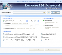 Eltima Recover PDF Password 2.3.0.65