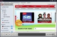 Miro 2.5.3 - HD-видео проигрыватель
