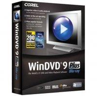 Скачать DVD проигрыватель - Corel WinDVD 9 Plus Blu-ray