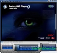 DVD проигрыватель - FantasyDVD Player Platinum 9.60.0207