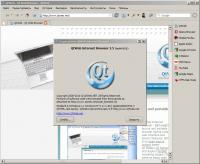 QTWeb Internet Browser 3.7 portable