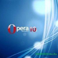 Opera 10.54 Snapshot