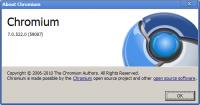 Chromium 7.0.537.0