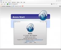 Arora 0.11.0 (source code)