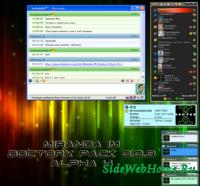 Miranda IM DoctorX Pack 0.0.9 Alpha 4