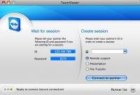 Полная версия TeamViewer v6.0.9957 для MAC OS