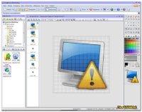 Мощный редактор для создания и редактирования иконок