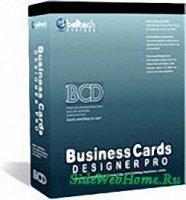 Belltech Business Card Designer Pro - Программа для создания визитных карт