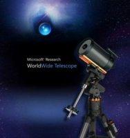 Microsoft WorldWide Telescope Apogee 2.7.19.1