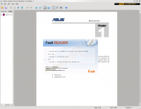Foxit PDF Reader для Linux 1.1