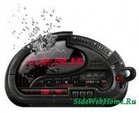 Скин для Winamp скачать - Massive Attack 100th Window
