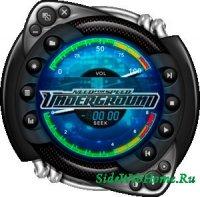Скин для WMP - Need for Speed Underground