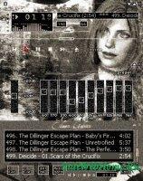 Скин для Winamp - Silent Hill 4