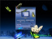 Butterfly 3D Screensaver 1.0
