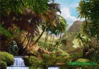 Lost Island - ScreenSaver - Затерянный остров