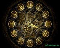 Заставка - Стрелочные Часы