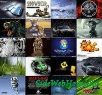 250 загрузочных экранов для Windows XP