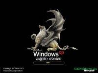 Скачать экран загрузки для Виндовс - Windows XP Griffin