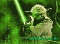 Экран загрузки - Star Wars III — YODA