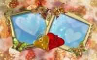 Рамка для фото - Романтика