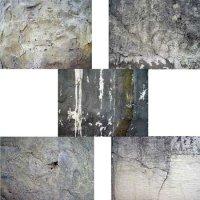 Фотошоп - текстуры стен с трещинами
