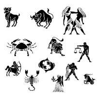 Фигуры для фотошопа - Знаки зодиака