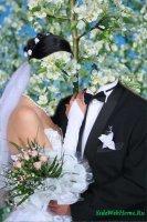 Шаблон для фото - Свадебная пара
