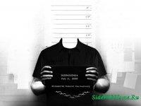 Шаблон для фотошопа - Заключенный