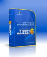 WYSIWYG Web Builder 6.1 + rus + рабочие приложения