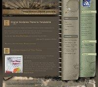 Креативный шаблон для wordpress скачать бесплатно